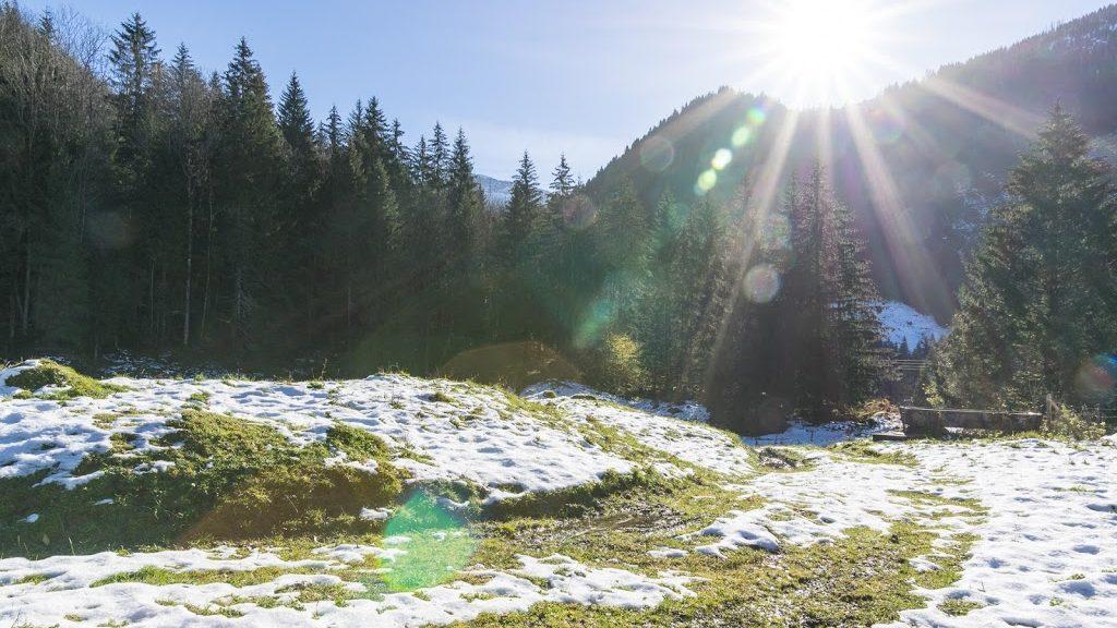 Fotos mit der Sonne im Bild