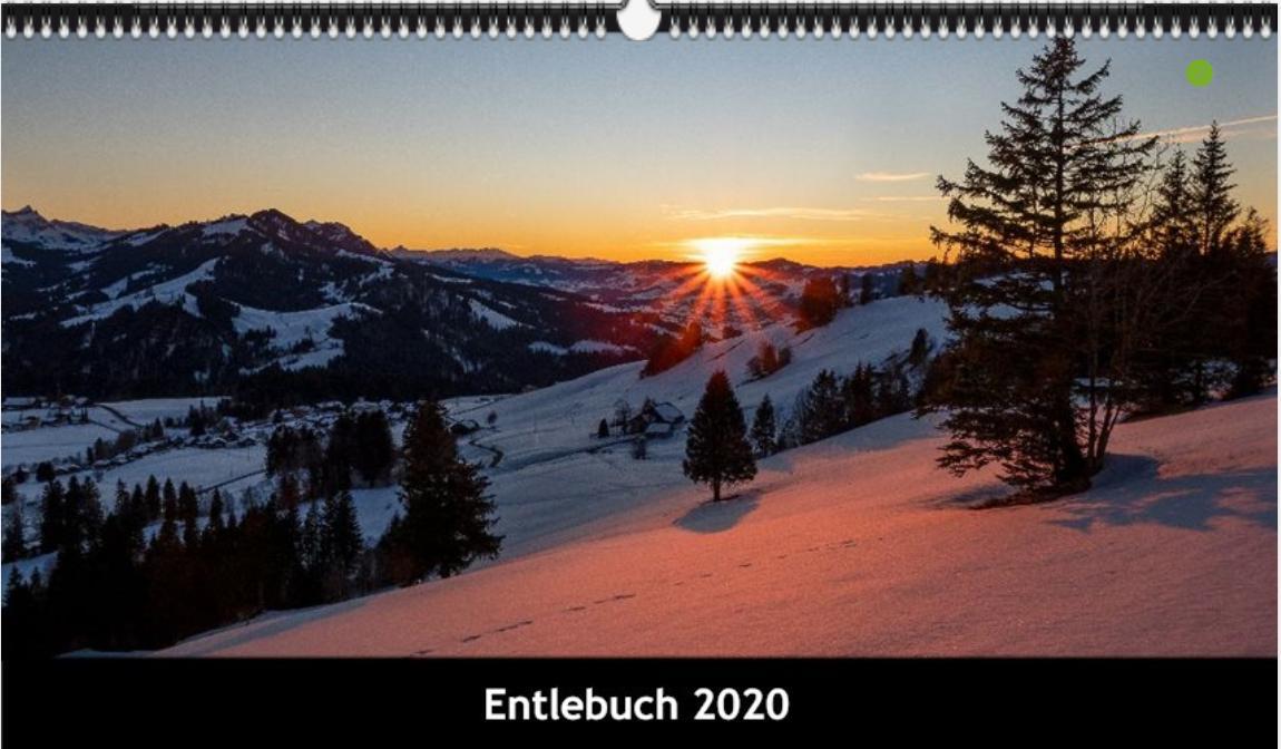 Kalender Entlebuch 2020